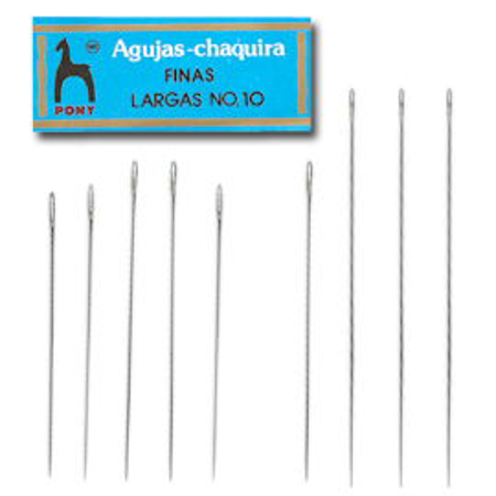 Picture for category Agujas chaquira