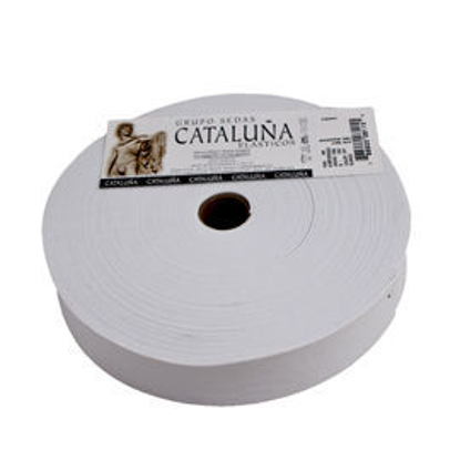 Picture of ELASTICO CATALUÑA POLIESTER Blanco