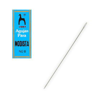 Picture of AGUJA MODISTA PONY S/C