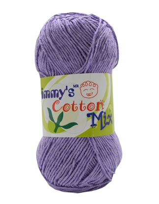 Picture of Hilaza Jimmys Cotton Mix Paquete con 5 Madejas con 100 g