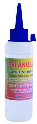 Picture of SILICON LIQUIDO CON 100 ML. S/C