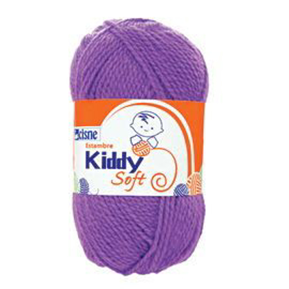 Picture of Estambre Kiddy Soft Mod. T8030 Paquete con 6 Madejas con 50 g