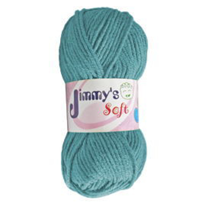 Picture of Estambre Jimmys Soft Liso Paquete con 6 Madejas con 50 g