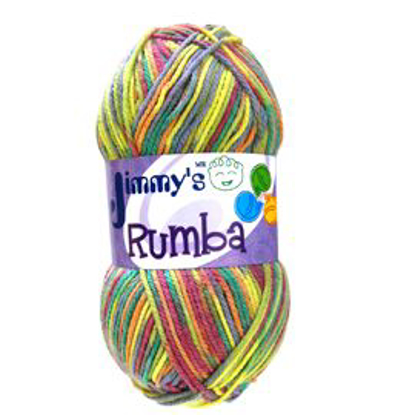 Picture of Estambre Jimmys Rumba Paquete con 5 Madejas con 100 g